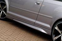 Seitenschweller Racelook JMS  passend für Audi A3 8P Sportback