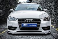 Frontlippe JMS Racelook exclusiv Line 3+5-trg ohne S-Line passend für Audi A3 8V