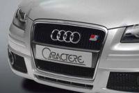 Frontspoiler (ohne S-Line) Caractere  passend für Audi A3 8P Sportback