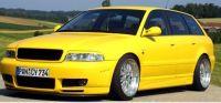Seitenschwellersatz passend für Audi A4 B5