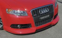Frontlippe  Rieger Tuning passend für Audi A4 B6/B7