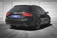 JMS Racelook Heckdiffusor passend für Audi A4 B8 ab 07