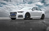 front lip spoiler jms racelook fits for for Audi A4 B9
