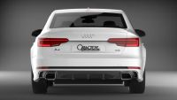 rear decklid spoiler Caractere fits for for Audi A4 B9