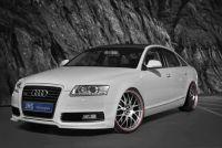 Frontlippe Racelook JMS Exclusiv Line  passend für Audi A6 4F