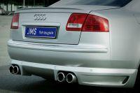 Heckansatz JMS Exclusiv Line passend für Audi A8 4E