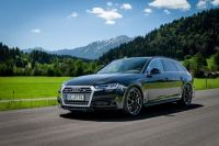 frontgrill fits for Audi A4 B9