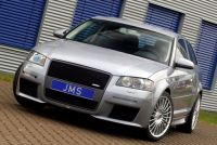 JMS Frontstoßstange Racelook bis Facelift Singleframe passend für Audi A3 8P