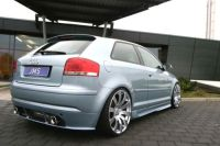 Side skirts Racelook exclusiv line fits for Audi A3 8P-S3