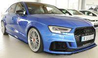 Rieger Seitenschweller nur S-Line passend für Audi A3 8V