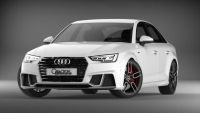 front bumper caractere fits for Audi A4 B9