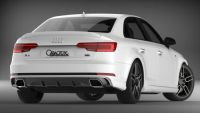 rear diffuser caractere incl. Tips left/right fits for for Audi A4 B9