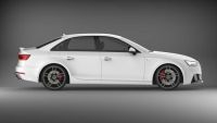 side skirt set caractere fits for Audi A4 B9
