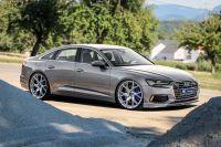 JMS Racelook Frontlippe  Audi passend für A6 C8 F2