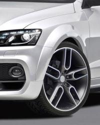 Radlaufverbreiterungen Caractere passend für Audi Q5