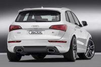 Heckansatz mit Ausschnitt für Doppelendrohr links Caractere passend für Audi Q5