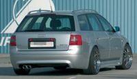 Heckansatz Avant mit PDC Rieger Tuning passend für Audi A6