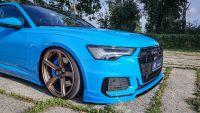 JMS Racelook Frontlippe für S-Line Audi passend für A6 C8 F2