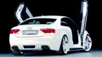 Rieger Heckschürzenansatz Avant+Limousine  passend für Audi A4 B8 ab 07