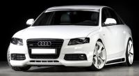 Frontlippe, ohne S-Line Rieger Tuning passend für Audi A4 B8 ab 07
