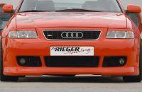 Rieger Spoilerstoßstange S3-Look  passend für Audi A3 8L