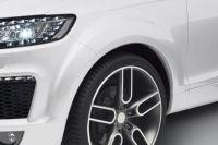 Radlaufverbreiterungen Caractere passend für Audi Q7