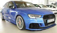 Rieger Spoilerschwert/Lippe passend für Audi RS 3 8V