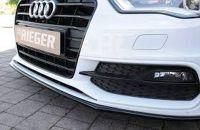 Rieger Spoilerschwert/Cuplippe passend für Audi A3 8V