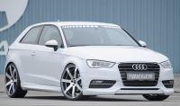 Rieger Spoilerlippe passend für Audi A3 8V