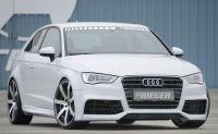 Rieger Spoilerstoßstange passend für Audi A3 8V