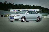 Seitenschweller JMS Exclusiv Line passend für Audi A8 4E