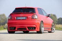 Heckschürze passend für Audi A3 8L