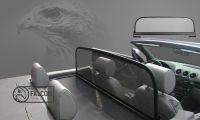 Weyer Falcon Premium Windschott für Audi A 4 Cabrio