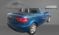 Weyer Falcon Premium Windschott für Audi A3 8P Cabrio