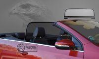 Weyer Falcon Premium Windschott passend für VW Golf 6