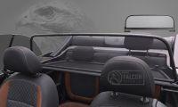 Weyer Falcon Premium Windschott passend für VW New Beetle