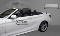 Weyer Falcon Premium Windschott für BMW 2-series Convertible F23