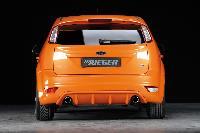 Rieger Heckeinsatz passend für Ford Focus 2 ST