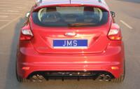 Stoffler Heckansatz Fließheck für Auspuff links passend für Ford Focus 3