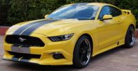 Racelook Abbes Frontspoiler passend für Ford  Mustang LAE