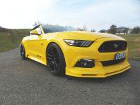 Stoffler Frontspoiler passend für Ford  Mustang LAE