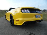 Stoffler Heckansatz passend für Ford  Mustang LAE