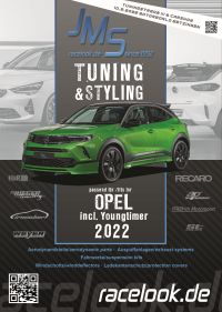 Tuning- and carparts catalog Opel 2019 - Tuning Teile Shop Autoteile