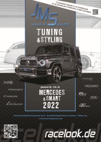 Tuning- and carparts catalog Mercedes 2017 - Tuning Teile Shop Autoteile