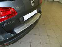 JMS Ladekantenschutz Alu Inox passend für VW Sharan