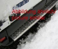 JMS Ladekantenschutz Alu Riffel passend für VW Caddy