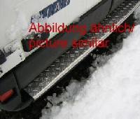 JMS Ladekantenschutz Alu eloxiert passend für VW Caddy
