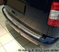 JMS Ladekantenschutz Edelstahl  passend für VW Caddy