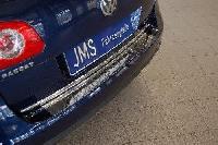 JMS Ladekantenschutz Edelstahl  passend für VW Passat 3C 3C5