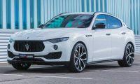 Frontspoiler G&S 2-teilig Echtcarbon passend für Maserati Levante